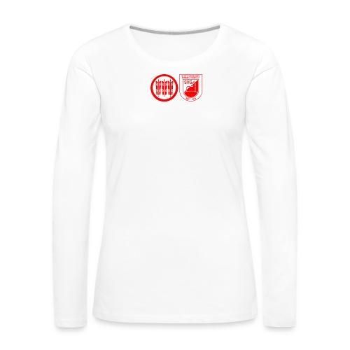 SVG Kirchberg Shirt - Frauen Premium Langarmshirt