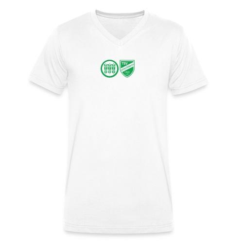 TSV Affalterbach Shirt - Männer Bio-T-Shirt mit V-Ausschnitt von Stanley & Stella