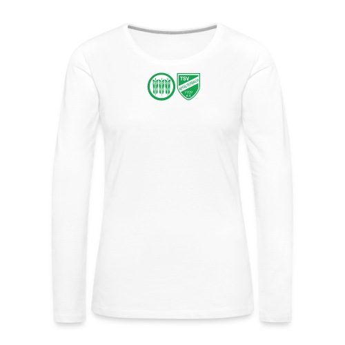 TSV Affalterbach Shirt - Frauen Premium Langarmshirt