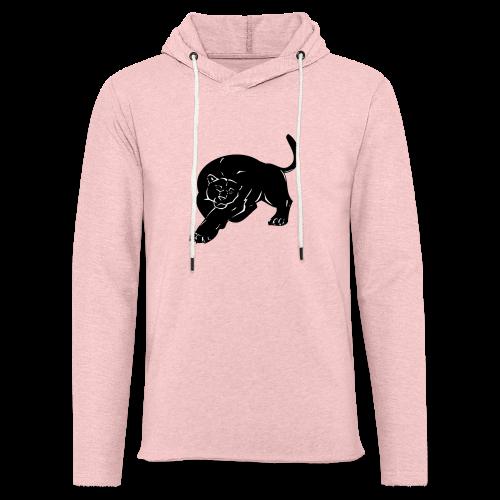 Black Panther - Leichtes Kapuzensweatshirt Unisex