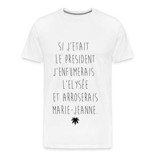 MARIE JEANNE - T-shirt Premium Homme