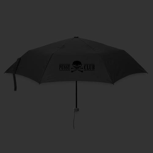 Nur für ECHTE Pussy´s - Regenschirm (klein)