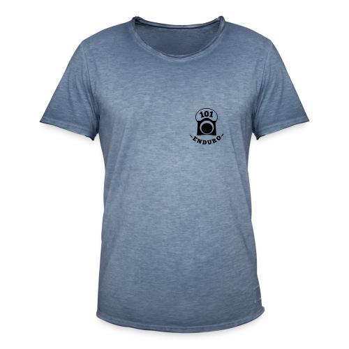 101% Enduro Vintage - T-shirt vintage Homme