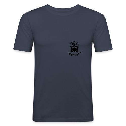 101% Enduro Vintage - T-shirt près du corps Homme