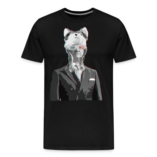 KngNVarg T-shirt - Premium-T-shirt herr