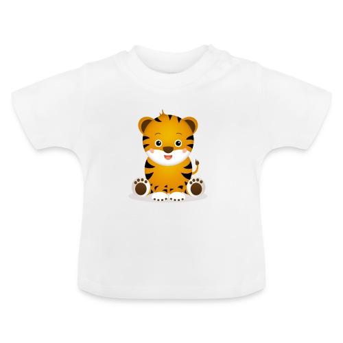 Baby Tiger Tim - Baby T-Shirt