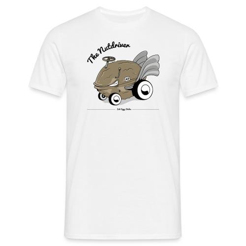 Nutdriver // T-Shirt - Männer T-Shirt