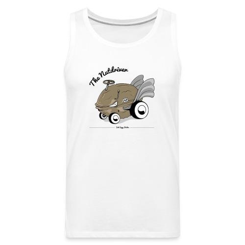 Nutdriver // T-Shirt - Männer Premium Tank Top
