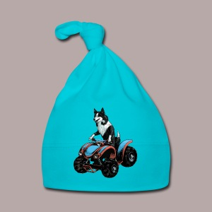 Sheepdog on Quad-bike - Baby Cap