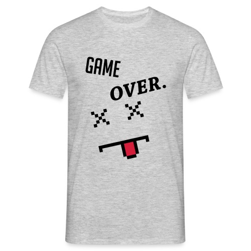 LIMITED EDITION! Game Over Geek Hoodie/Sweater - Men's T-Shirt