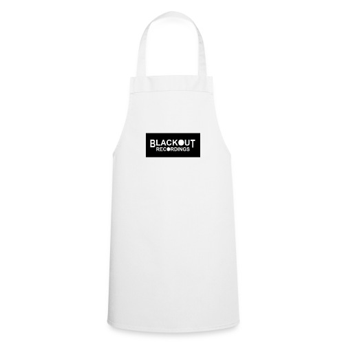 Blackout Recordings Men's Short Sleeved Tee - Cooking Apron