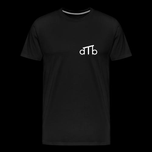 Kapuzenpullover (Unisex) - Männer Premium T-Shirt