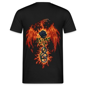 Fire Of The Sages - Men's T-Shirt