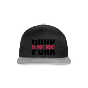 Punk Is Not Dead - Snapback Cap