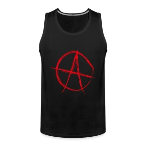 Anarchy  - Men's Premium Tank Top
