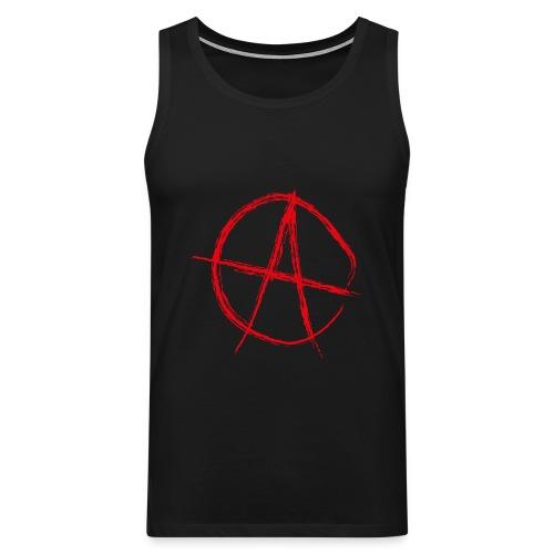 Anarchy  - Men's Premium Tank Top