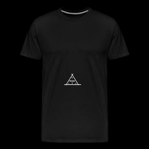 Official Bedale Snapback Hat  [ Adjustable Snap ]  - Men's Premium T-Shirt