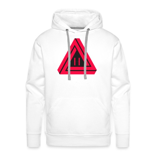 HYVE BLACC (Shirt) - Männer Premium Hoodie