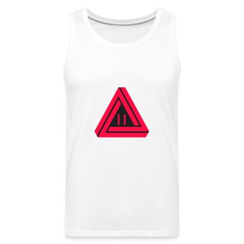 HYVE BLACC (Shirt) - Männer Premium Tank Top