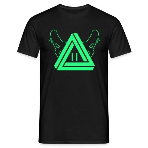 HYVE TRAP BLACC (Shirt) - Männer T-Shirt