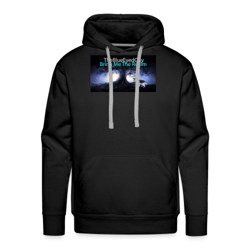 Bring Me The Realm hat - Men's Premium Hoodie