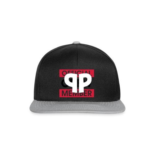 Hoody Shirt - Snapback Cap