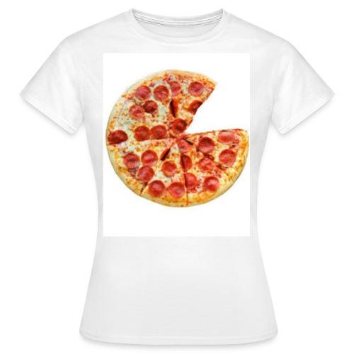 pizza  pizza - Frauen T-Shirt