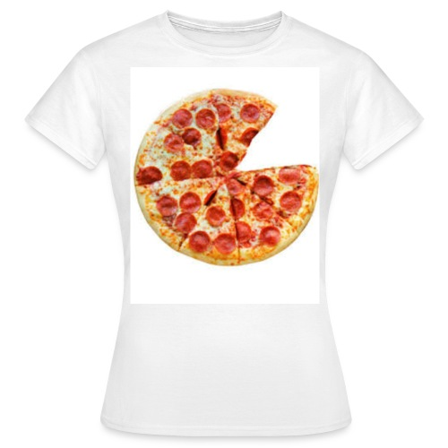 pizza  pizza - Frauen T-Shirt
