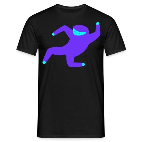 DANZE BLECK - Mannen T-shirt