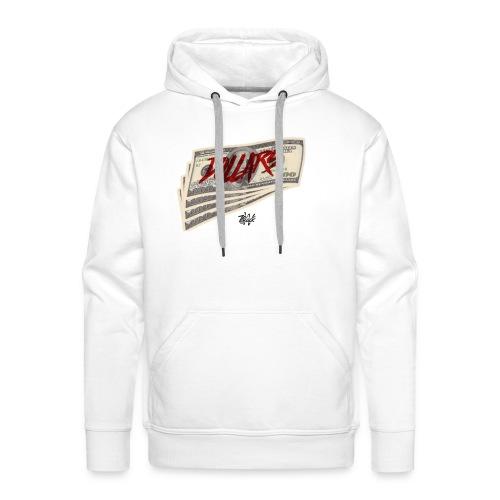 DOLLARS - Sweat-shirt à capuche Premium pour hommes
