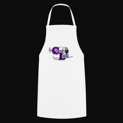 Crazy4Live Shirt - Kochschürze