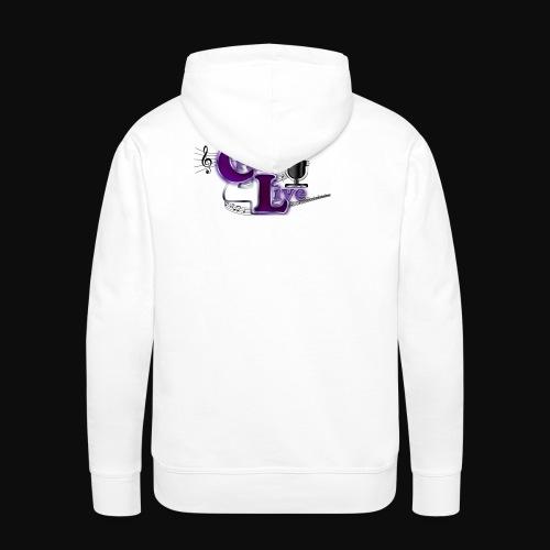 Crazy4Live Shirt - Männer Premium Hoodie