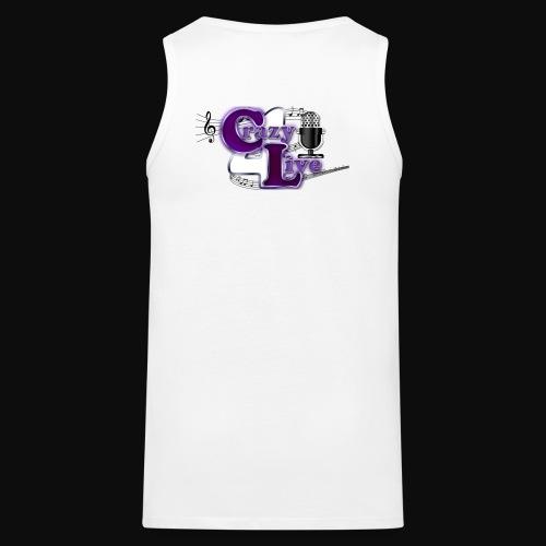 Crazy4Live Shirt - Männer Premium Tank Top