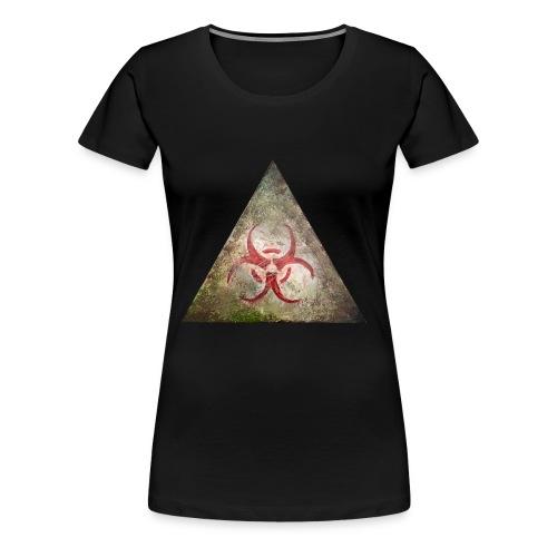 Biohazard - Frauen Premium T-Shirt