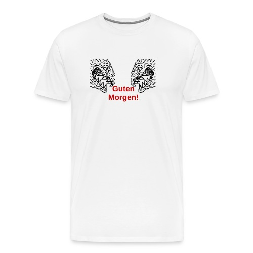 Monstertasse - Männer Premium T-Shirt