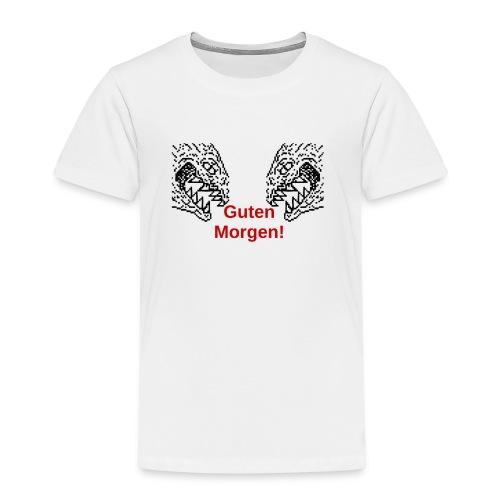 Monstertasse - Kinder Premium T-Shirt
