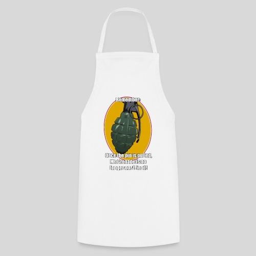 Thermobecher Mr. Grenade - Kochschürze