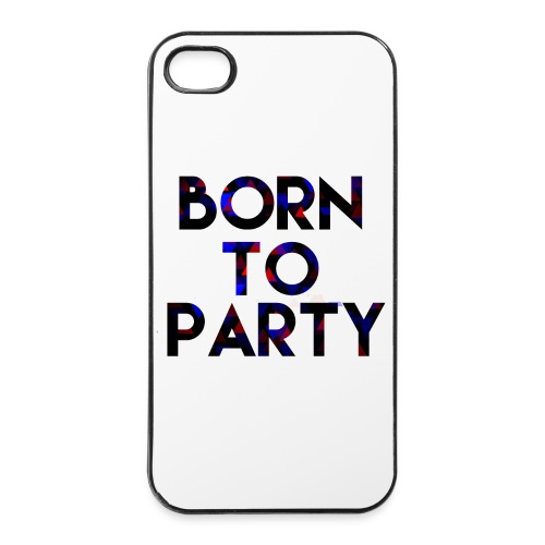 Born to Party - iPhone 4/4s Hard Case