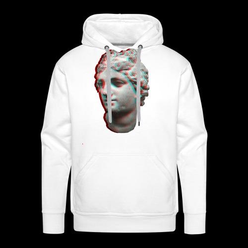 pompei - Sweat-shirt à capuche Premium pour hommes