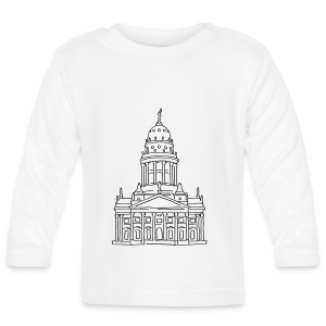 French Cathedral Berlin Baby Bodysuits - Baby Long Sleeve T-Shirt
