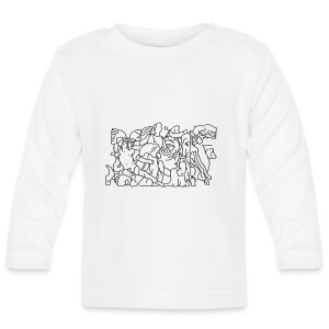 Pergamon Altar Berlin Baby Bodysuits - Baby Long Sleeve T-Shirt