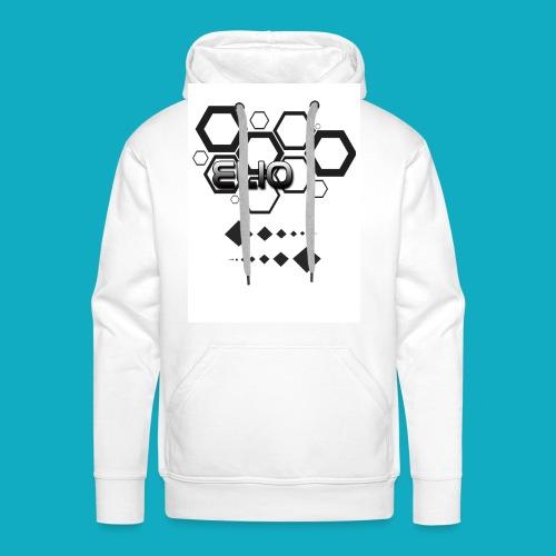 T-SHIRT Elio - Sweat-shirt à capuche Premium pour hommes
