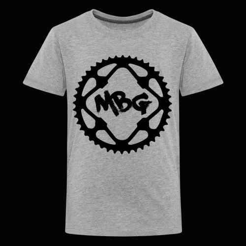 Kids Cog Wheel T - Teenage Premium T-Shirt