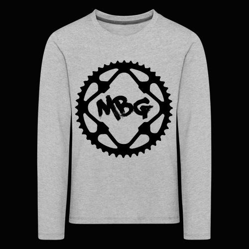 Kids Cog Wheel T - Kids' Premium Longsleeve Shirt