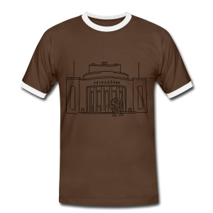 Volksbühne Berlin T-Shirts - Men's Ringer Shirt