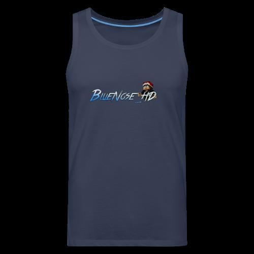 BlueNose_HD T-Shirt - Men's Premium Tank Top