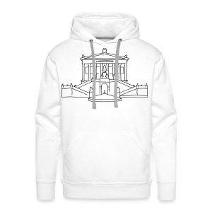 Alte Nationalgalerie Berlin Hoodies & Sweatshirts - Men's Premium Hoodie