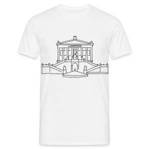 Alte Nationalgalerie Berlin Hoodies & Sweatshirts - Men's T-Shirt