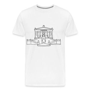Alte Nationalgalerie Berlin Hoodies & Sweatshirts - Men's Premium T-Shirt