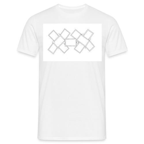 Cross - T-shirt Homme